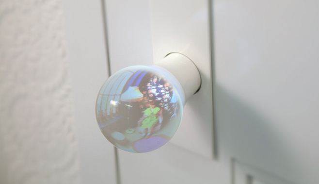 Furniture , 7 Gorgeous Glass Globe Doorknob : glass globe doorknob