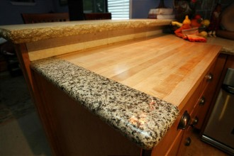 600x400px 7 Charming Recycled Material Countertops Picture in Furniture