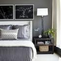 grey bedroom , 6 Nice Calming Paint Colors For Bedrooms In Bedroom Category