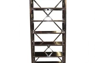 600x600px 7 Fabulous Criss Cross Bookshelf Picture in Furniture