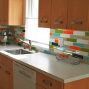 kitchen backsplash , 9 Gorgeous Porcelain Subway Tile Backsplash In Kitchen Category