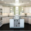kitchen interior , 5 Charming U Shaped Kitchen Layouts In Kitchen Category