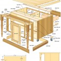 kitchen island , 6 Gorgeous Kitchen Island Blueprints In Kitchen Category