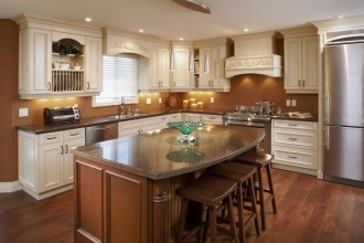 600x443px 8 Top Kitchen Layouts With Islands Picture in Kitchen
