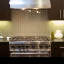light brown glass subway tile , 7 Nice Glass Subway Tile Backsplash Ideas In Kitchen Category