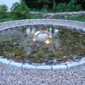 pondless waterfall , 6 Gorgeous Indoor Waterfall Kits In Apartment Category