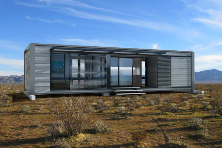 Others , 7 Unique Cheap Prefab Homes : prefab homes