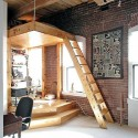 saving loft beds , 6 Wonderful Space Saver Bunk Beds In Bedroom Category