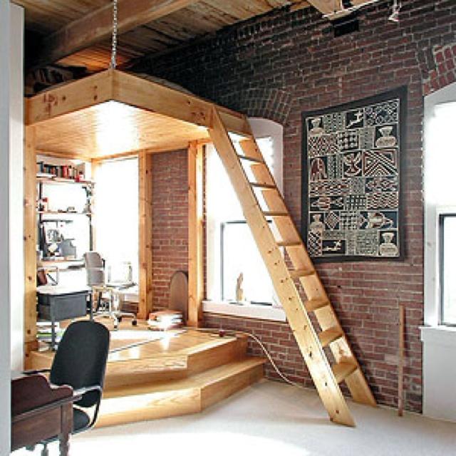 Bedroom , 6 Wonderful Space Saver Bunk Beds : Saving Loft Beds
