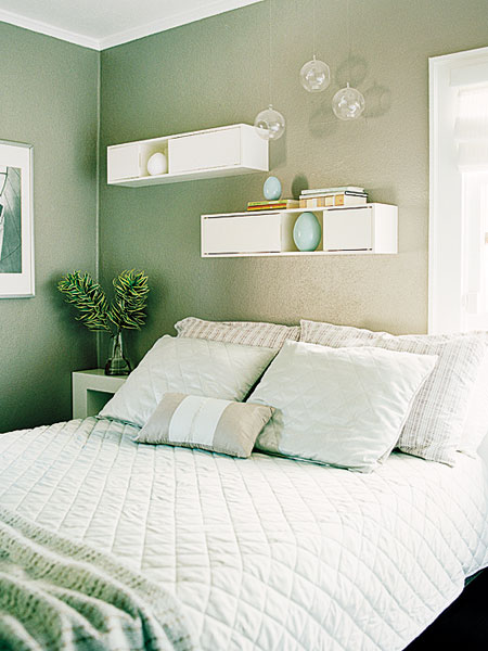 6 Nice Calming Paint Colors For Bedrooms