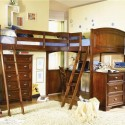space saver , 6 Good Space Saving Loft Beds In Bedroom Category