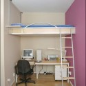 space saving of loft bed , 6 Good Space Saving Loft Beds In Bedroom Category