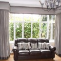 square bay curtains , 8 Top Window Treatments For Bay Windows Pictures In Furniture Category