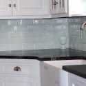 subway tile , 9 Gorgeous Porcelain Subway Tile Backsplash In Kitchen Category