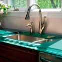 thinkglass , 8 Good Recycled Countertop Material In Furniture Category