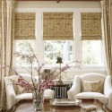 window dressing , 7 Beautiful Window Treatment Ideas For Bay Windows In Furniture Category