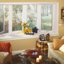 window treatment , 7 Beautiful Window Treatment Ideas For Bay Windows In Furniture Category