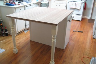 3072x2304px 6 Good Kitchen Island Legs Unfinished Picture in Kitchen