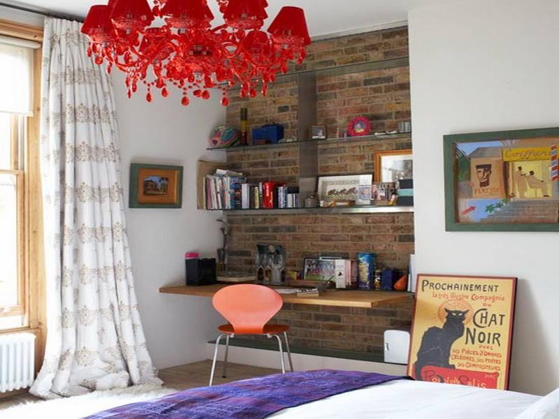 Artsy bedroom ideas home design for Artsy kitchen ideas