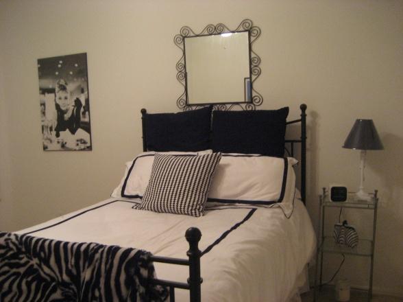 Bedroom , 10 Cool Audrey Hepburn Bedroom Ideas : Audrey Hepburn inspired room