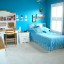 Blue Teenage Girls Bedroom , 10 Good Ideas For Tween Girls Bedrooms In Bedroom Category