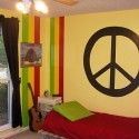 Bob Marley fan , 8 Nice Rasta Bedroom Ideas In Bedroom Category