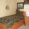 Boy's Camo ARMY Retreat , 9 Charming Boys Camouflage Bedroom Ideas In Bedroom Category