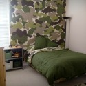 Camouflage Crib Bedding Images  , 9 Cool Camouflage Bedroom Decorating Ideas In Bedroom Category