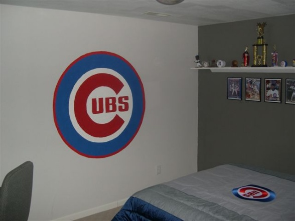 Chicago Cubs Bedroom 10 Nice Ideas
