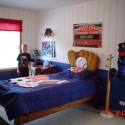 Chicago Cubs room , 10 Nice Chicago Cubs Bedroom Ideas In Bedroom Category