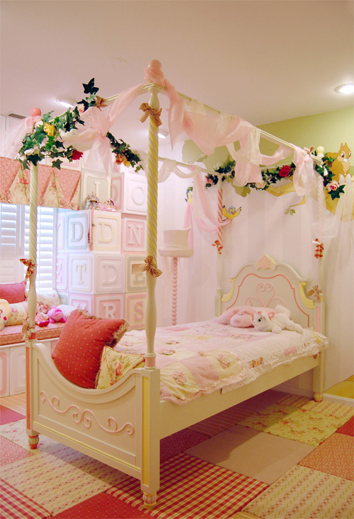 Bedroom , 7 Nice Fancy Nancy Bedroom Ideas : Children Bedroom Design for Girls