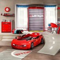 Cool Race Car shaped beds designs , 8 Cool Lightning Mcqueen Bedroom Ideas In Bedroom Category