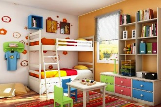 600x461px 9 Unique Unisex Bedroom Ideas Picture in Bedroom
