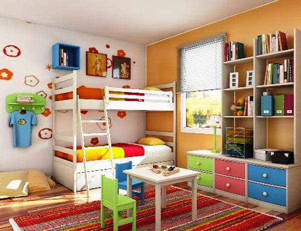 Bedroom , 9 Unique Unisex Bedroom Ideas : Decorating ideas for unisex
