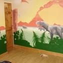 Dinosaur detail to give the room , 6 Unique Boys Dinosaur Bedroom Ideas In Bedroom Category