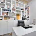 Huge Bookcase Modern , 7 Charming Modern Home Office Designs In Office Category