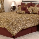 Kartoun Bedding , 10 Unique Cheetah Print Bedroom Ideas In Bedroom Category