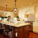 Kitchen Island Lighting , 9 Charming Kitchen Island In Kitchen Category