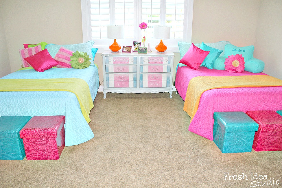 Bedroom , 7 Fabulous Lilly Pulitzer Bedroom Ideas : Lilly Pulitzer Inspired  Dresser