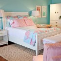LillyPulitzer Home Aqua Bed , 7 Fabulous Lilly Pulitzer Bedroom Ideas In Bedroom Category