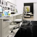 Modern Home Office Decorating Ideas , 5 Fabulous Modern Home Office Design In Furniture Category
