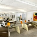 Modern Office Interior , 7 Cool Modern Office Interior Design In Apartment Category