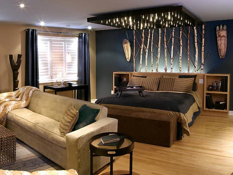 Natural artsy bedroom ideas 8 fabulous artsy bedroom for Bedroom inspiration natural