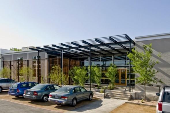 Office , 9 Cool Modern Office Building Design : Office Building Design
