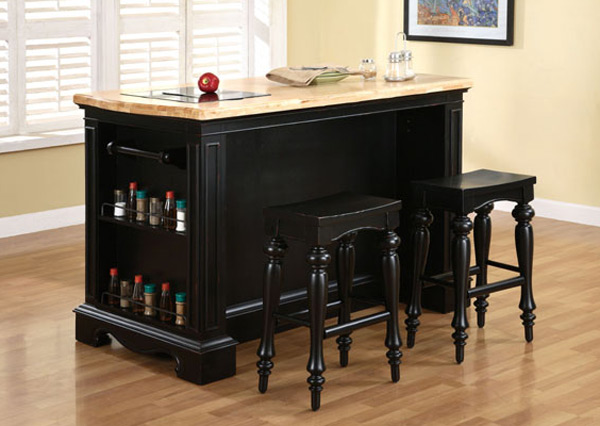 Kitchen , 7 Cool Pennfield Kitchen Island : Pennfield Kitchen Island Set