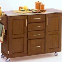 Portable Kitchen Island Design 2 , 8 Cool Movable Kitchen Islands In Kitchen Category