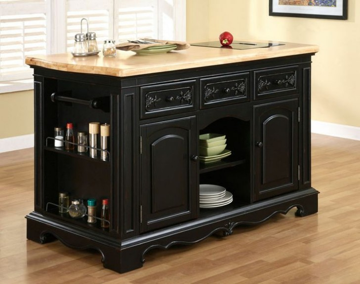 Kitchen , 4 Nice Powell Pennfield Kitchen Island : Powell Pennfield Kitchen Island
