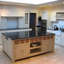 Solid wood kitchens , 4 Cool Huge Kitchen Islands In Kitchen Category