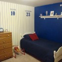 Toddler son's room , 10 Nice Chicago Cubs Bedroom Ideas In Bedroom Category