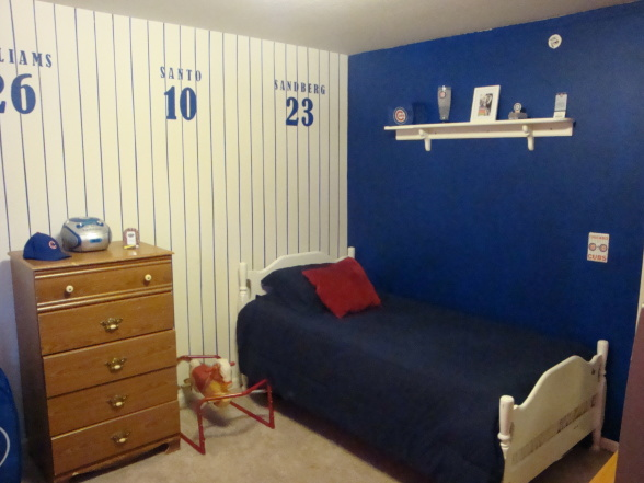 Toddler Son S Room 10 Nice Chicago Cubs Bedroom Ideas